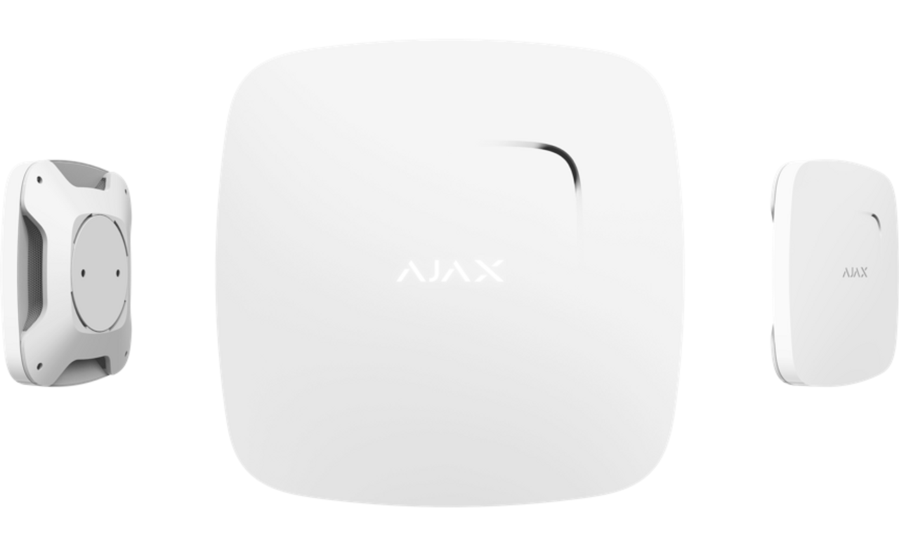 Ajax FireProtect - White