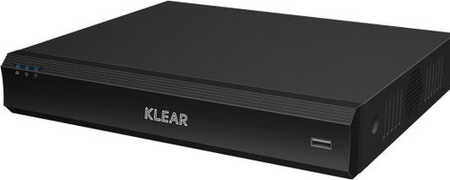 Klear 16CH 5MP DVR K-216 APOC Support For Klear Audio, Power & Video Over Coaxial Cable