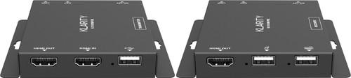 K-70 KVM HDMI & USB Over Single CAT6/5 Extender