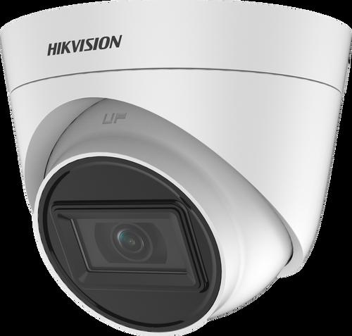 Hikvision DS-2CE78H0T-IT3E (C) 2.8mm Lens White Turbo HD 5MP Fixed Lens EXIR POC Turret Camera
