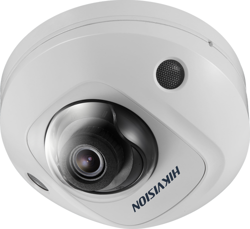 Hikvision DS-2CD2583G2-IS 2.8mm Fixed Lens AcuSense 8MP Fixed Lens Mini Dome Camera With IR & Built in mic