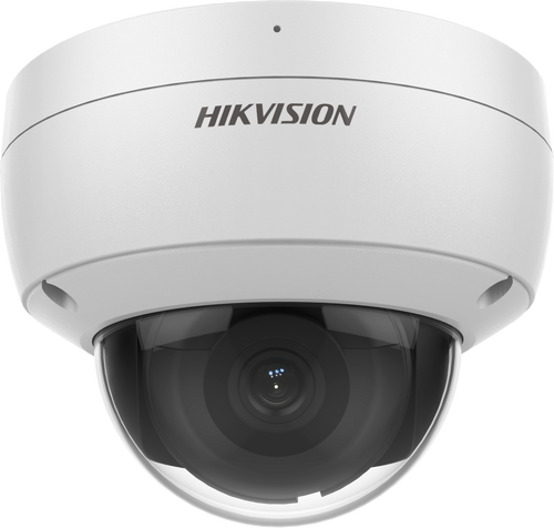 Hikvision DS-2CD2147G2-SU 2.8mm 4MP AcuSense fixed lens Colorvu Dome Camera with audio