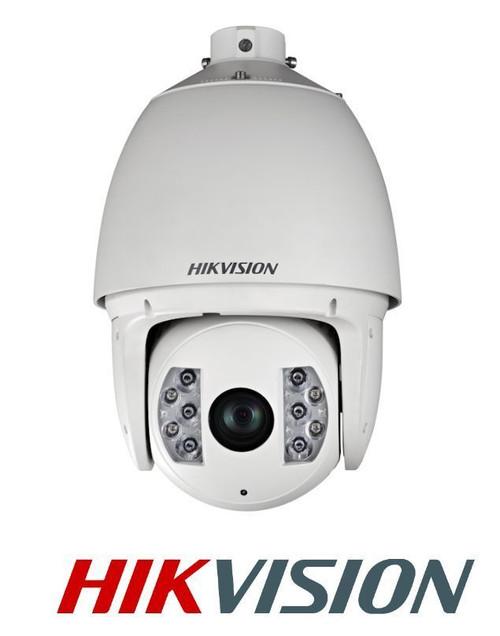 "Hikvision DS-2AE7230TI 30x HIKVision Turbo HD IR PZT Speed Dome Camera, 1/2.8"" CMOS, 1920x1080:30fps, 3D DNR, ICR, Colour: 0.2lux/F1.6, B/W:0.02lux/F1.6, Optical Zoom:30x, Digital Zoom:16X,120m IR distance"
