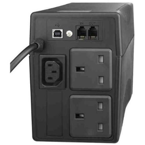 PowerWalker VI 850VA LCD UPS 480W With AVR
