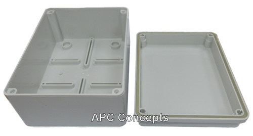 IP55 Rated Junction Box 150 I-Box Series 158mmx115mmx76mm