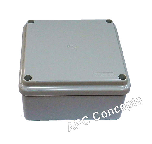 IP55 Rated Junction Box 100 I-Box Series 108mmx104mmx58mm