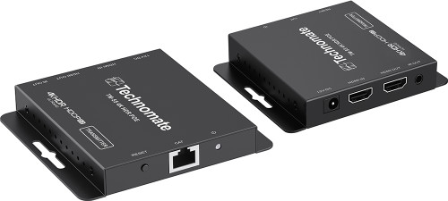 HDMI 4K Over Single CAT5 Extender TM-55 4K HDR POE With HDMI Loop Through