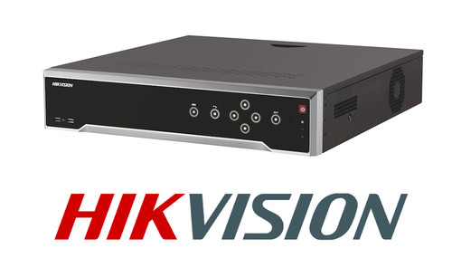320Mbps Bandwith Model Hikvision DS-7732NI-I4/24P 32ch NVR Built In 24 Port Built In POE