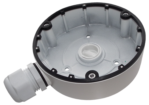 Hikvision DS-1280ZJ-DM8 Turret Dome Bracket DS-1280ZJ-DM8 Deep Base Back Box