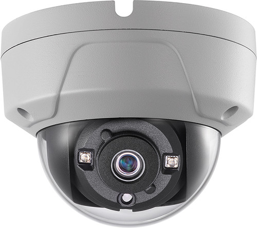 HD-TVI 5MP Fixed Lens 2.8mm Lens POC EXIR Dome CCTV Camera Internal Use TM-502 IK10