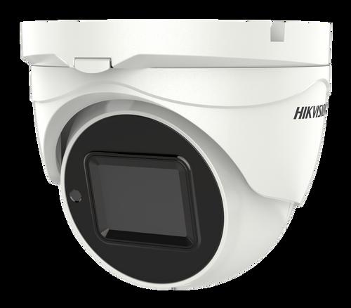 Hikvision DS-2CE79U1T-IT3ZF 2.8mm-12mm Varifocal Lens  8MP EXIR Turret Dome CCTV Camera