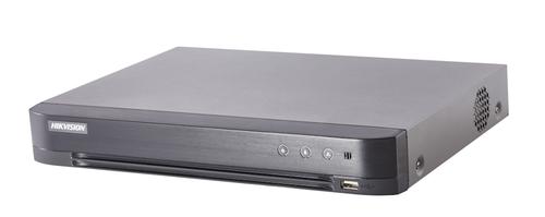 Hikvision iDS-7204HUHI-K1/4S(B) Turbo 5.0 5MP 4ch DVR HD-TVI HDMI VGA Network USB Mouse