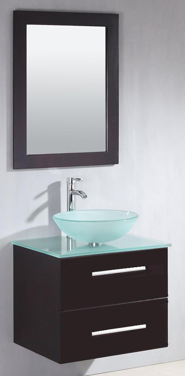 Contemporary Floating Bathroom Vanity