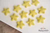 Twinkle Twinkle Felted Star - Choose Colour