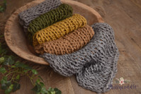 Drapey Hand Knitted Alpaca Blend Layers