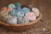Cheesecloth Wrap - Choose Colours