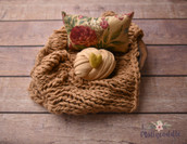 Earthy Layers and Pillow Sets