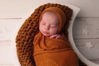 Long Knitted Wool Wraps - Select Colour