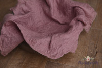 Luxe Superfine Wool Felt Layer - Dusty Rose