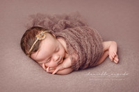 Elegant Knit Mohair Baby Wrap - Choose colour