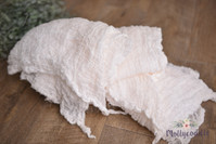 Hand Dyed Cheesecloth Wrap