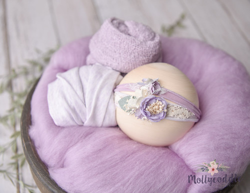 Lilac Soft Set - Choose Style