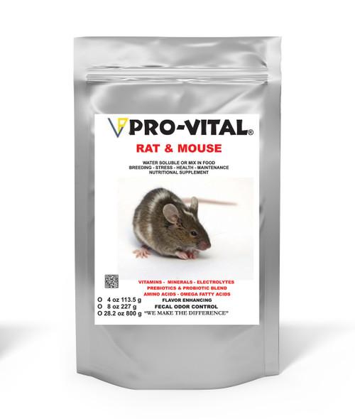 MOUSE & RAT SUPPLEMENT