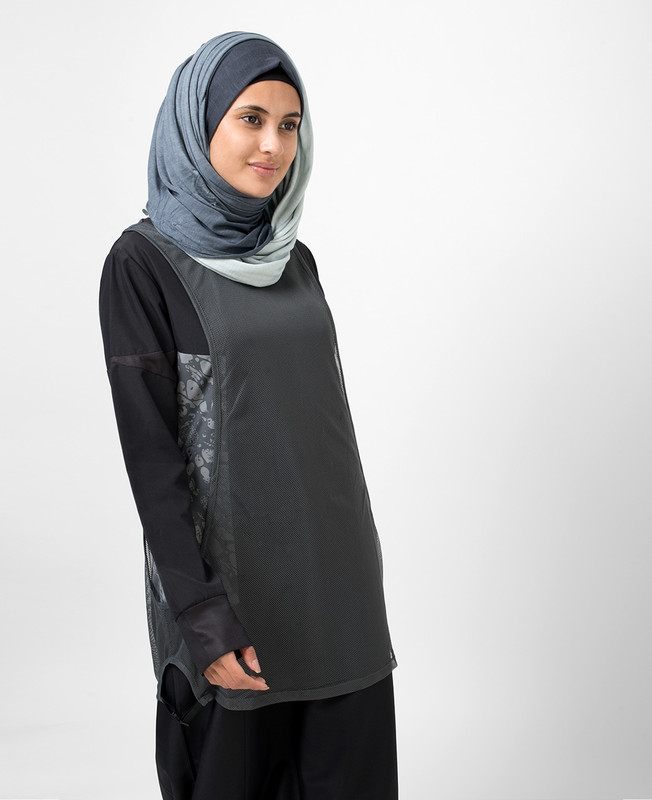 Dark Night Abaya