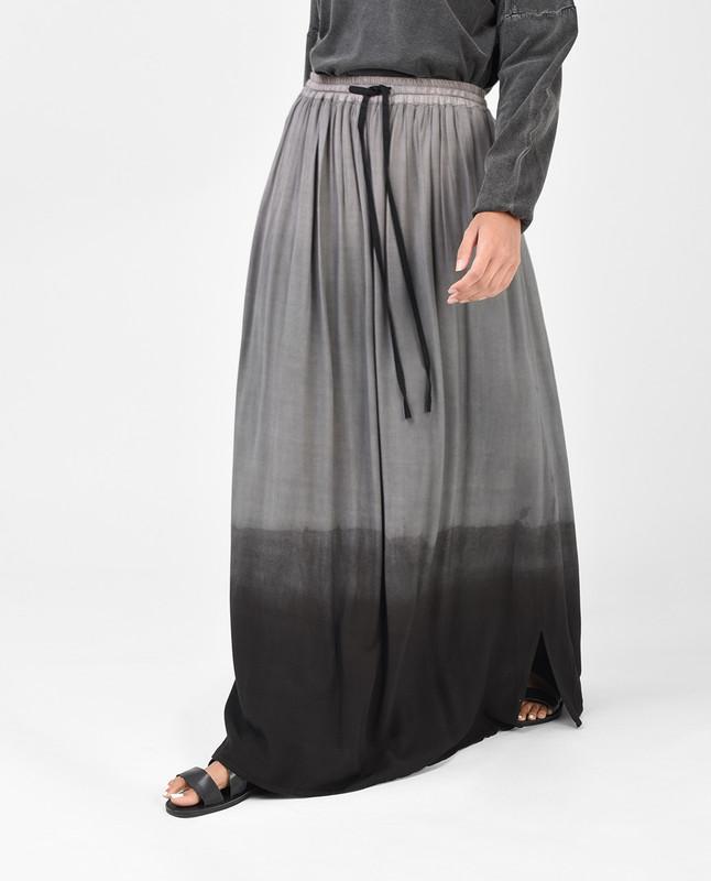 Grey Ombre Skirt