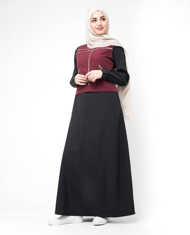 Buy black abaya online jilbab