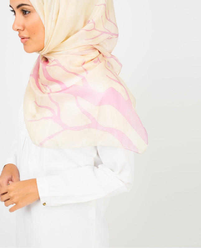 White Sand Hijab