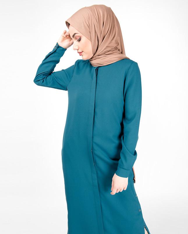 Corsair High Low Shirt Dress