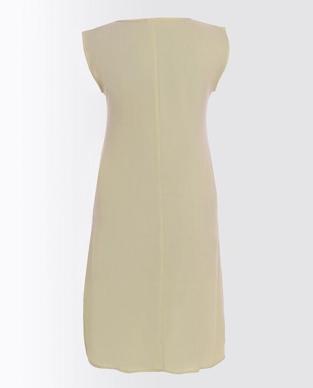 Cameo Green Rayon Slip Dress