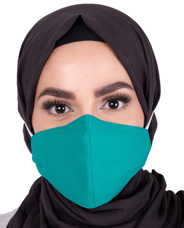 Columbia Hijab Friendly Toggle Fabric Mask