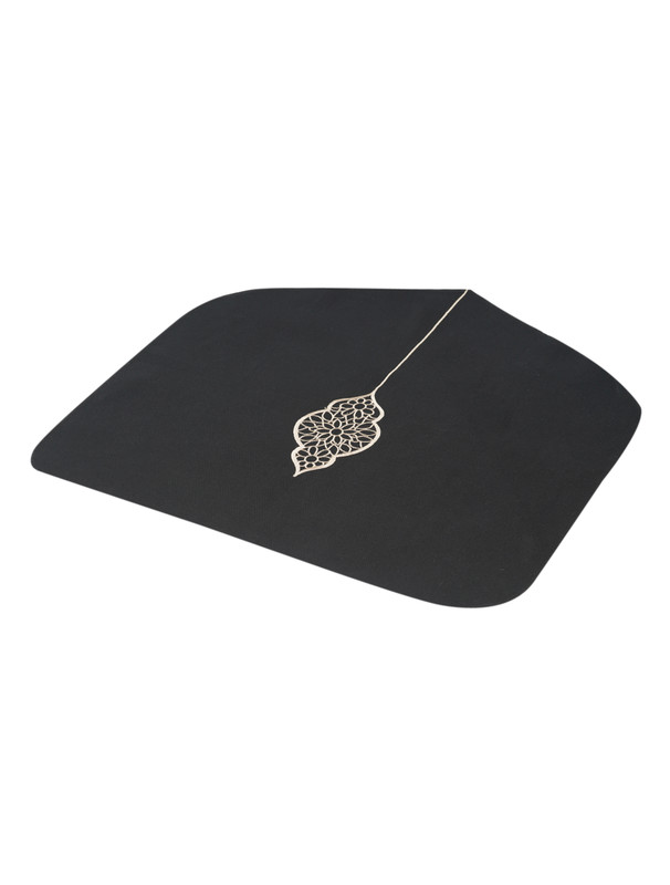 Islamic lantern Embroidered Head Prayer Mat