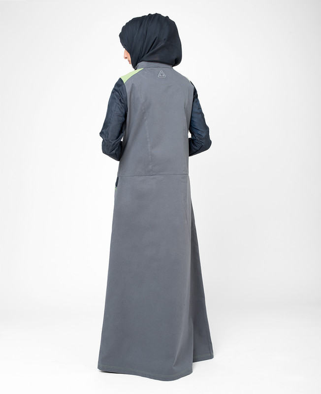 Playful Pocket Jilbab