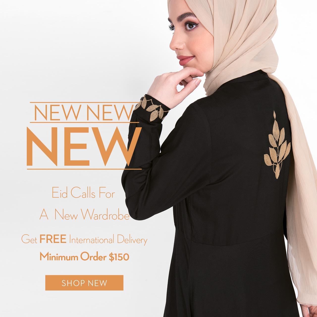 Shirt outerwear Midi Abaya Jilbab