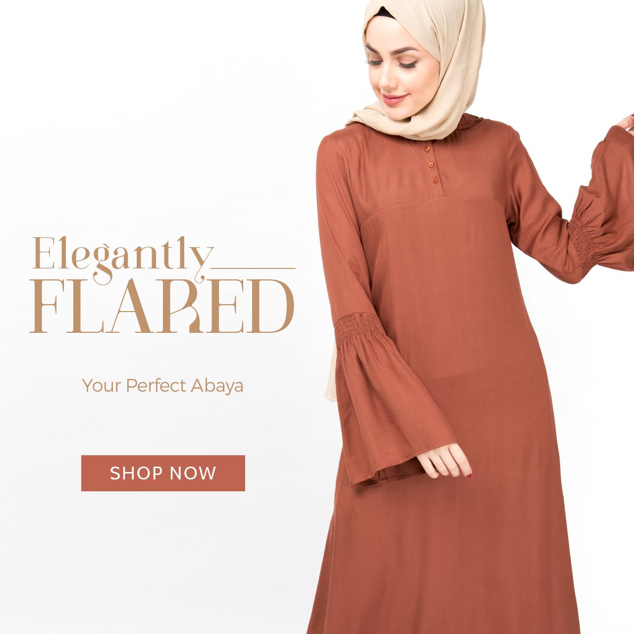 Abaya Jilbab