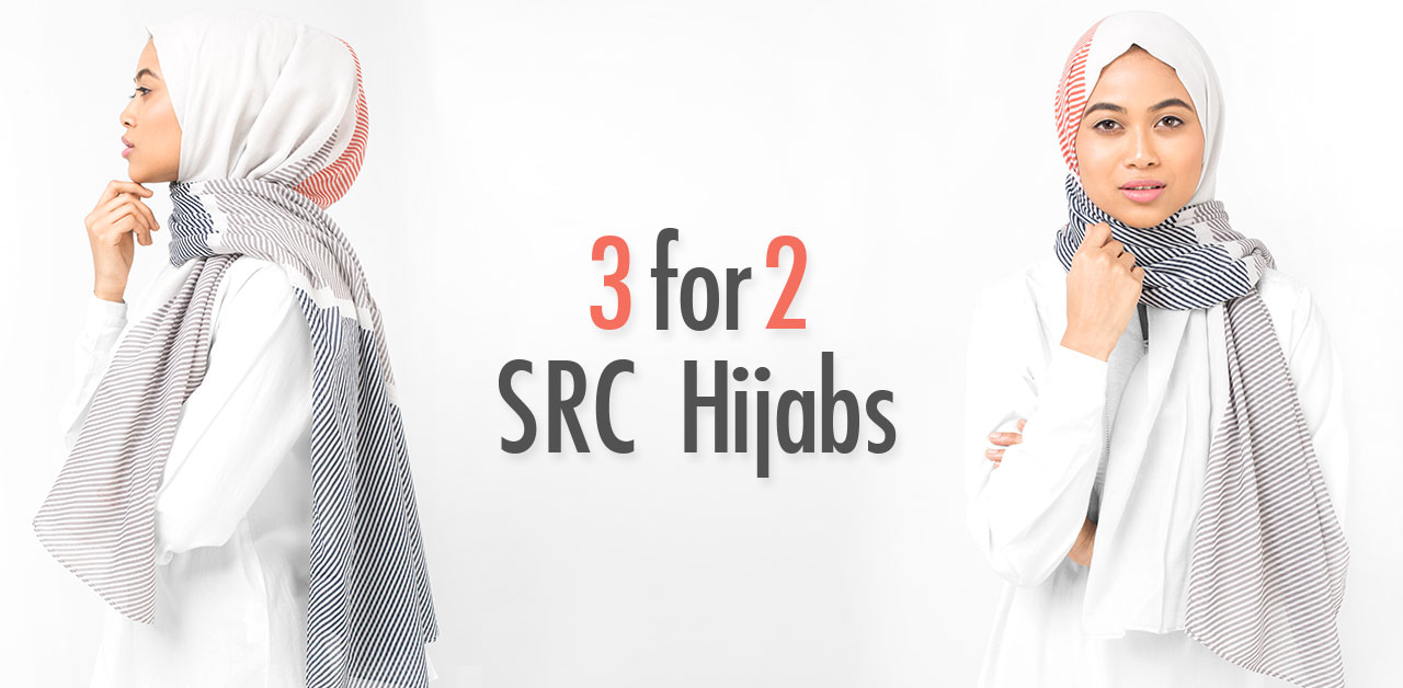 3 hijabs for the price of 2