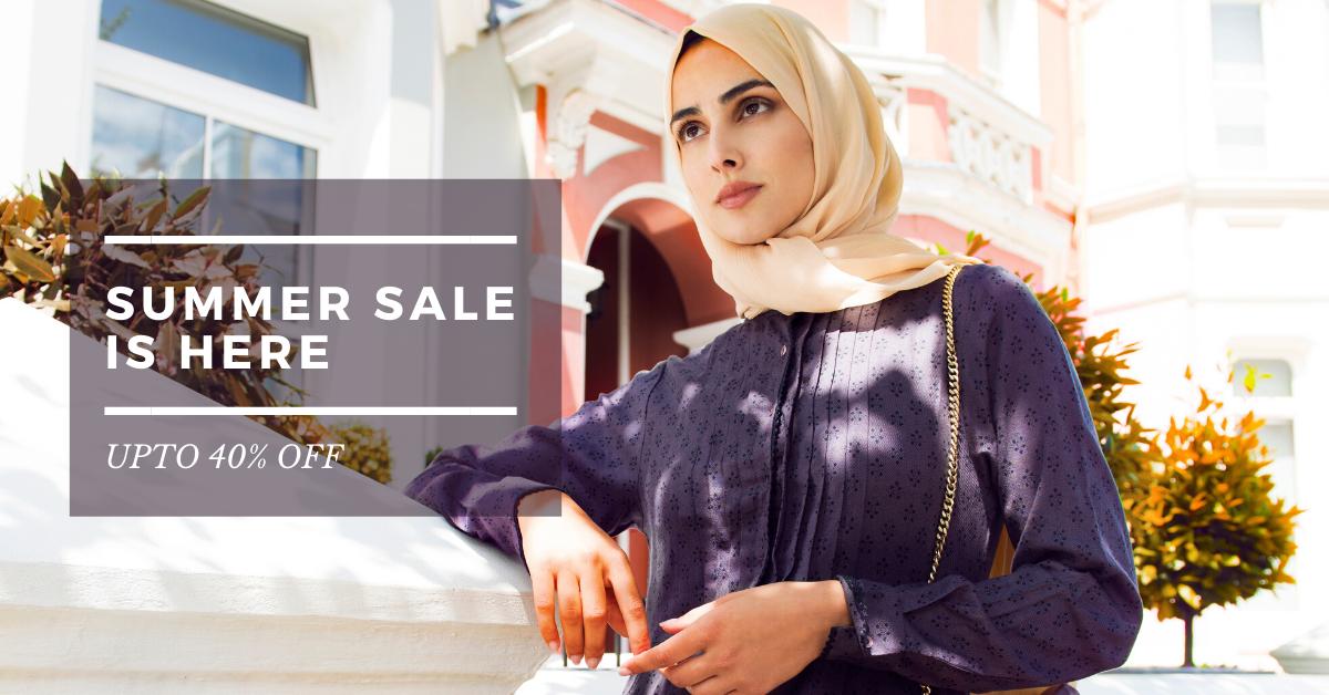 Sale Abaya burqa modest