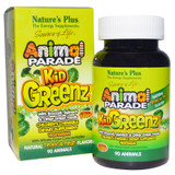 Natures Plus Animal Parade KidGreenz Chewables