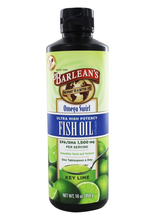 Barleans Omega Key Lime 16 oz