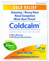 Boiron Cold Calm 60 Tablets