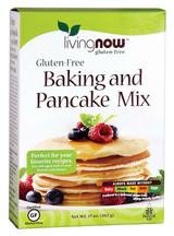 NOW Gluten Free Baking & Pancake Mix