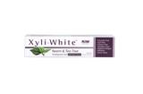 NOW Xyli-White Neem & Tea Tree Toothpaste Gel Mint