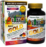 Natures Plus Animal Parade Gold Chewable Assorted 120ct