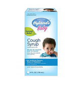 Hylands Baby Cough Syrup 4oz