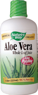 Nature's Way Aloe Vera Whole Leaf Juice
