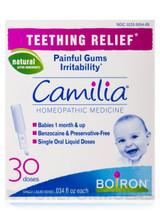 Boiron Camilia Teething 30 Dose