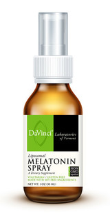 DaVinci Melatonin Spray